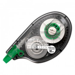 Cinta correctora Tombow Mono Correction Tape 4,2mm.x10m.