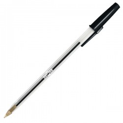 Bolígrafo Negro