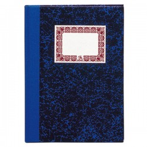 Cuaderno de cartoné tamaño cuarto