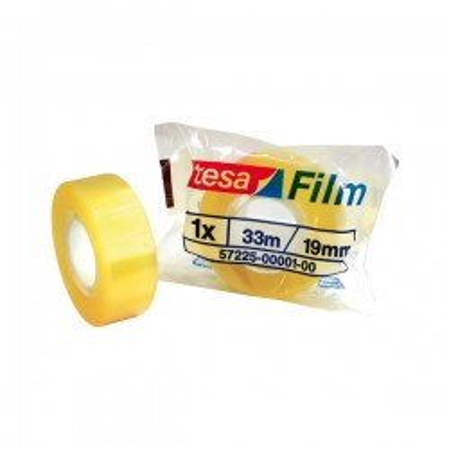 Cinta adhesiva tesafilm® Standard 66mx15mm en bolsita
