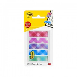 Dispensador Post-it® Index marcadores pequeños decorados 2