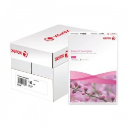 Paquete 250h papel Xerox Colotech+ Supergloss 160gr A4