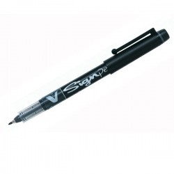 Rotulador Pilot Sign Pen Negro