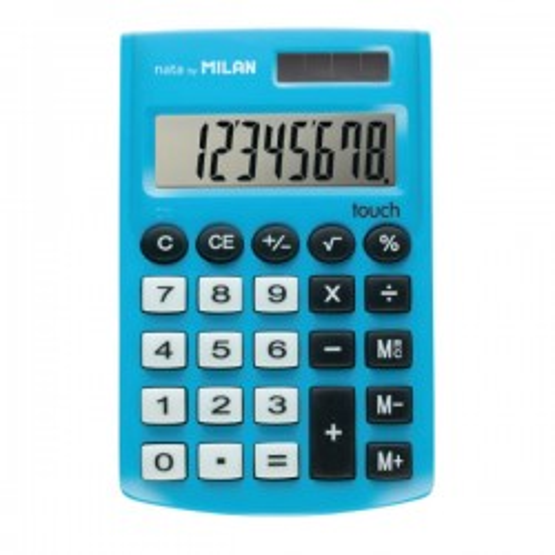 Calculadora de bolsillo Milan Pocket Touch