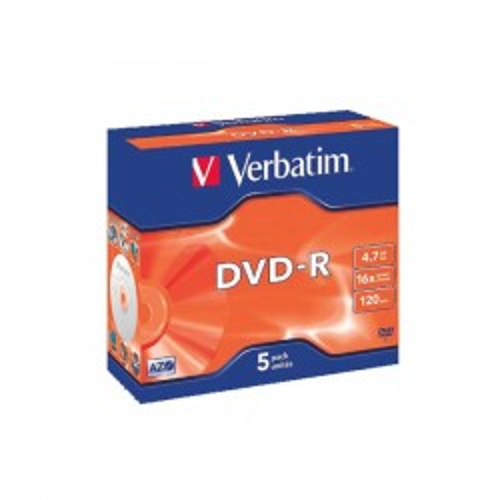 Caja 10u DVD+R 16x