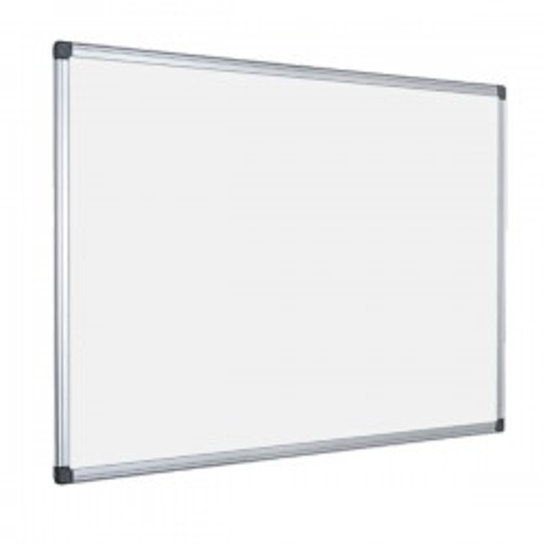 Pizarra blanca Rocada. Superficie vitrificada magnética 120x200cm.
