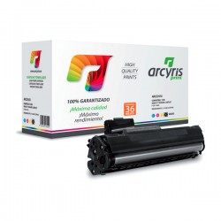 Tóner láser Arcyris compatible Brother TN4100 negro