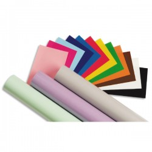 Rollo papel charol trepado Sadipal 25h 50 x 65 cm. color verde palido