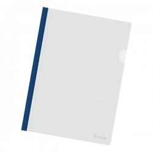 Dossier varilla Dohe  A4 Azul
