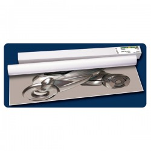 "Rollo papel plotter Fabrisa 80g. 24"" 61cm.x50m"