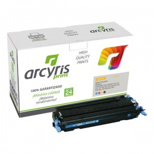 Tóner láser Arcyris compatible Kyocera 1T02LY0NL0 Tk160 Negro